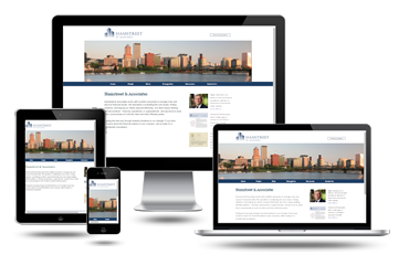 Portland Website Design Hamstreet and_Associates Responsive Web Design
