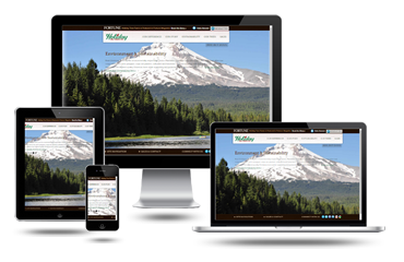 Portland Website Design Holiday Tree Farms Responsive Website Design