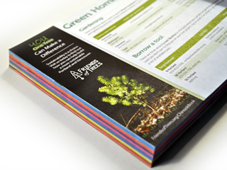 Portland Graphic Design | Friends of Trees Ad