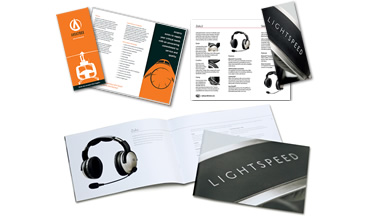 Aviation Brochure Design