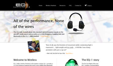 Web Design for ATO Wireless in Spokane, Washington