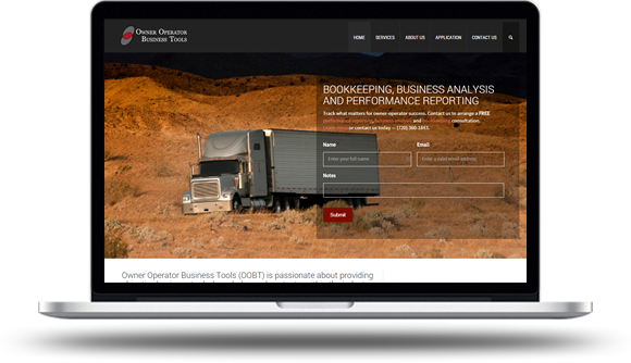 Owner Operator Business Tools Website